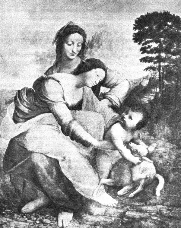 Heilige Anna Selbdritt