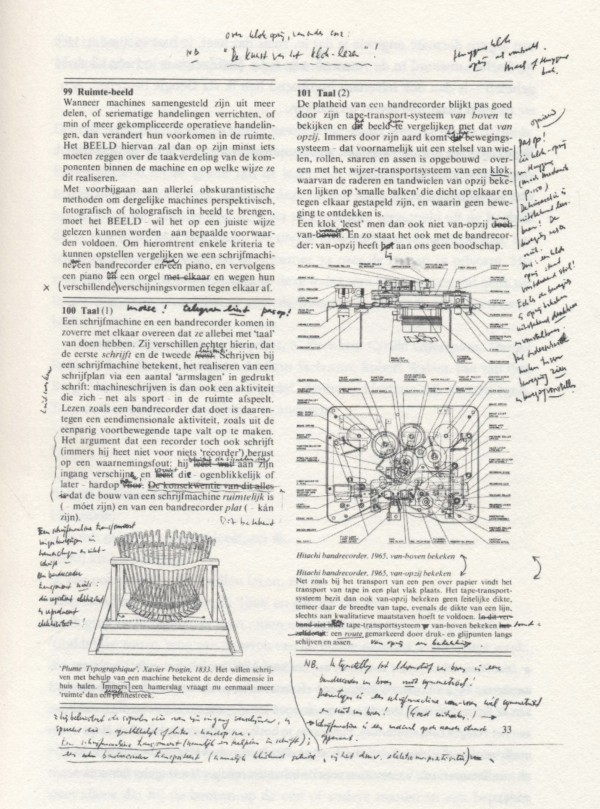 De kunst van het kloklezen