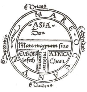 'T.O.'-kaart, Isidorus van Sevilla