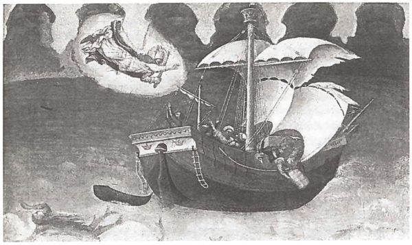 Gentile da Fabriano, Nicolaas van Bari