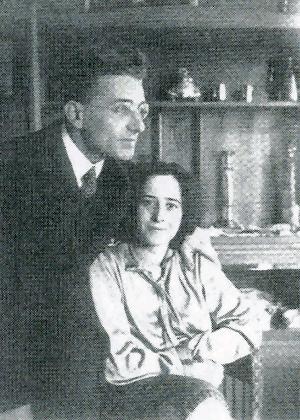 Gunther Anders met Hannah Arendt