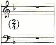 Stravinsky, Orpheus, 'Pas-de-deux' m. 78